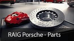 RAIG - Parts Porsche Zubehör